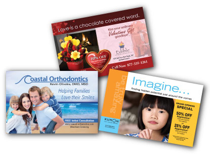 MARKOTS Postcard Marketing Solutions